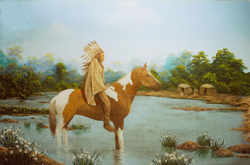 Catawba Indian